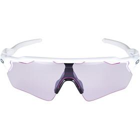 Oakley Radar EV Path Okulary przeciwsłoneczne, polished white/prizm low light